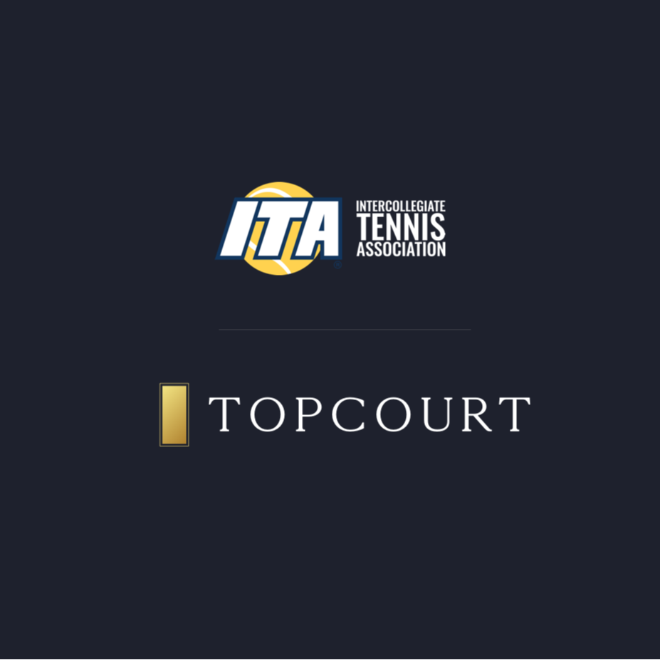 TopCourt Becomes Official E-Learning Platform of the Intercollegiate Tennis Association