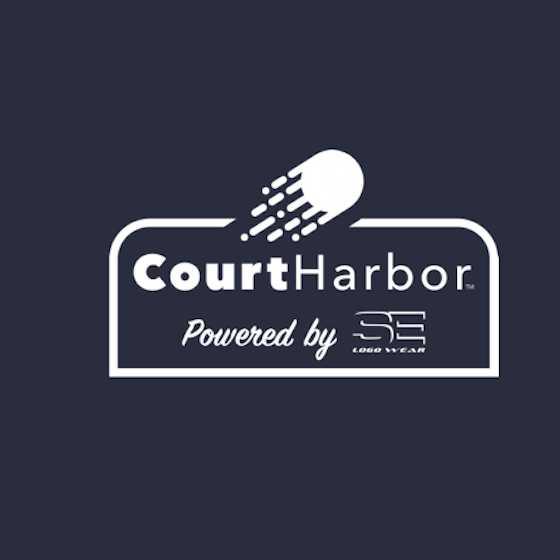 CourtHarbor Powered by SE Logo Wear x TopCourt