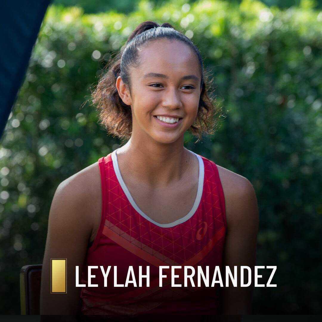 Leylah Fernandez - Rising Star