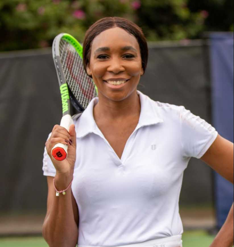 Venus Williams TopCourt