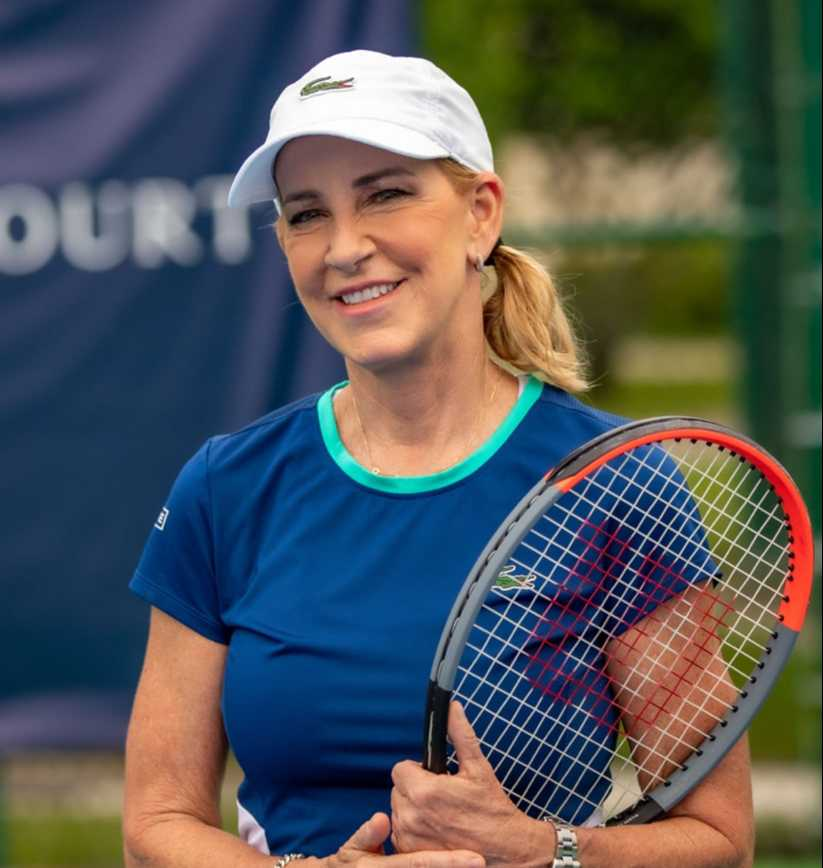 Chris Evert TopCourt