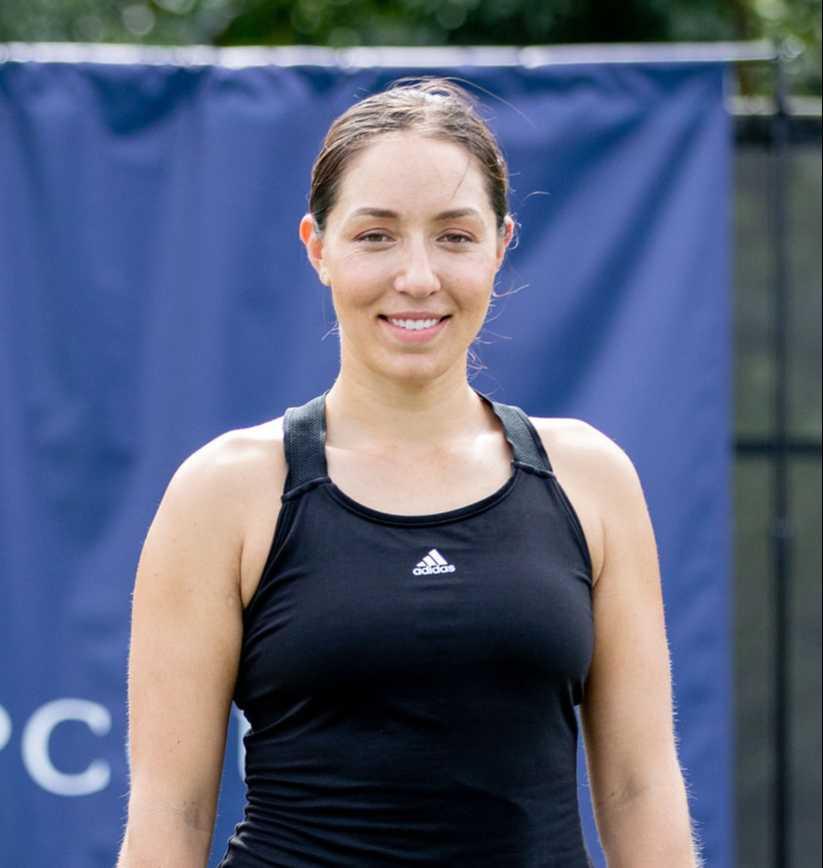 Jessica Pegula TopCourt