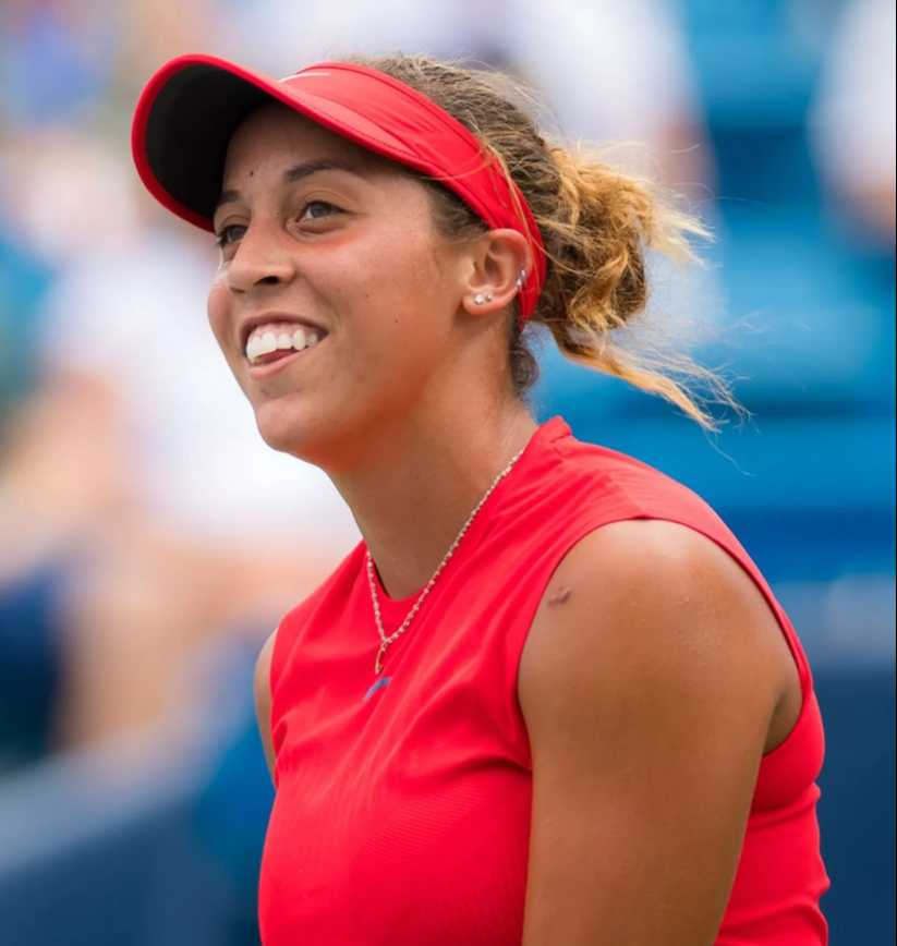 Madison Keys-TopCourt