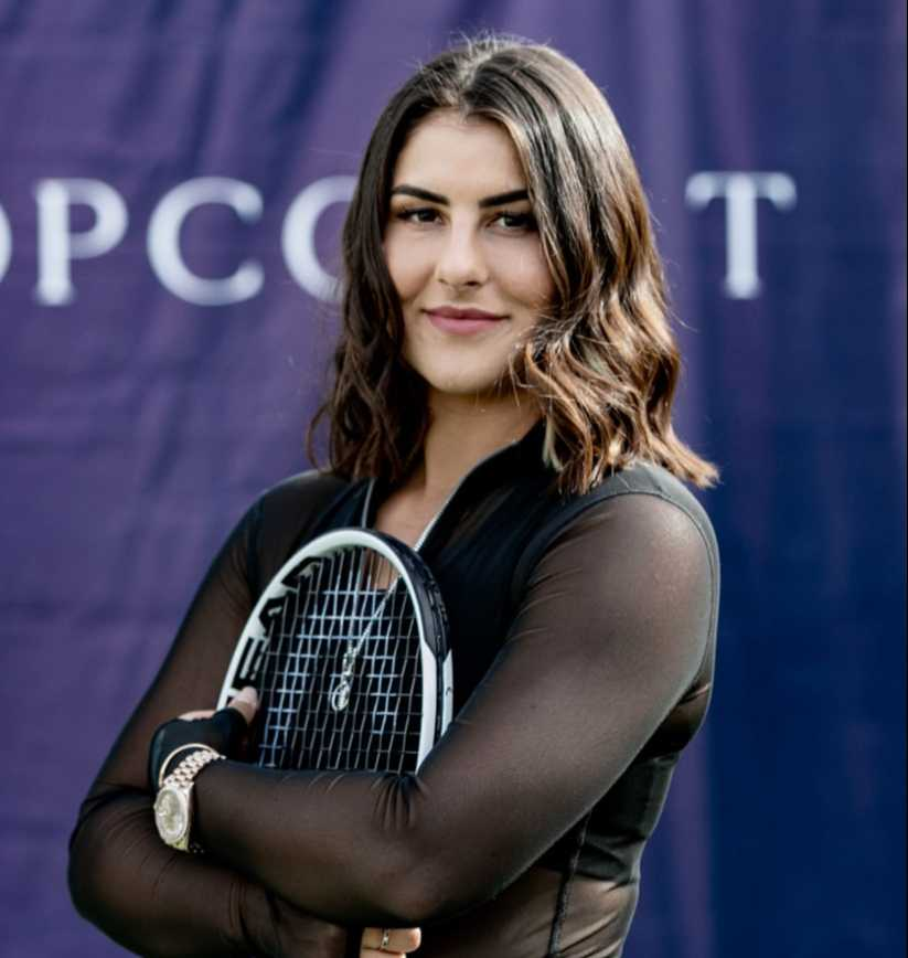 Bianca Andreescu TopCourt