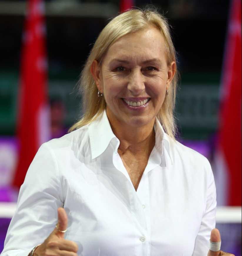 Martina Navratilova-TopCourt